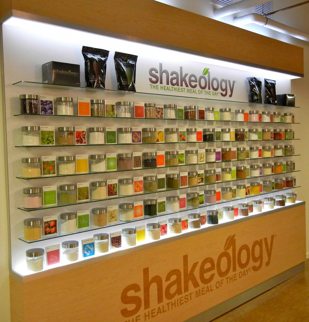 shakeology shake ingredients
