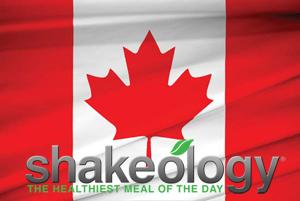 Shakeology Canada