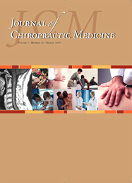 Beachbody Ultimate Reset is published in the Journal of Chiropractic Medicine