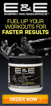 E&E Energy and Endurance Preworkout Formula