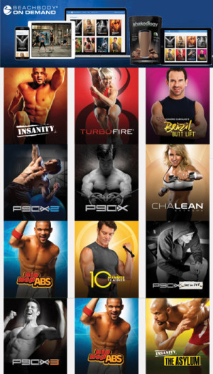 Beachbody on Demand: Stream your Workouts online!