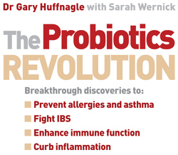 Probiotics are making news!