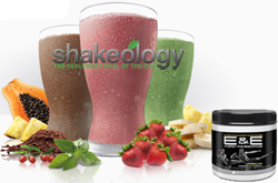 Shakeology & Energy and Endurance