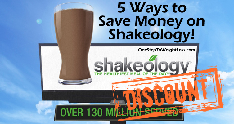Shakeology PRICE DISCOUNT: Buy Shakeology Cheap