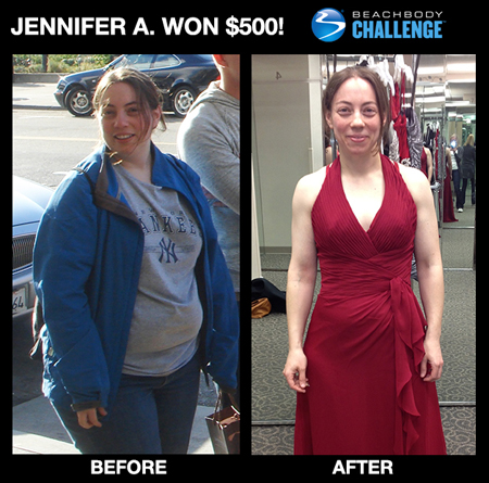 Jennifer A Insanity results
