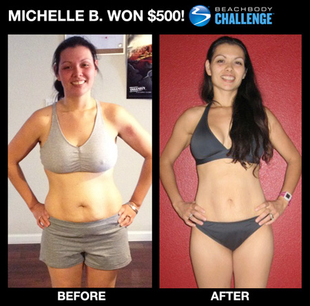 Michelle B: Insanity results