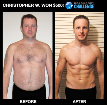 Shakeology reviews Christopher W.