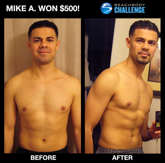 Mike A: Beachbody Ultimate Reset results