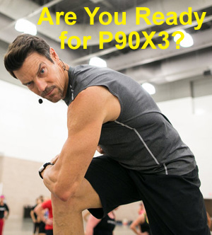 Tony Horton: Are You Ready for P90X3?