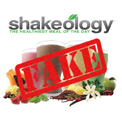 Be careful where you buy Shakeology.