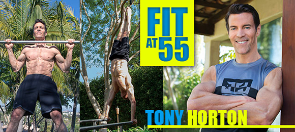 Tony Horton: Creator of the P90X Workout Series
