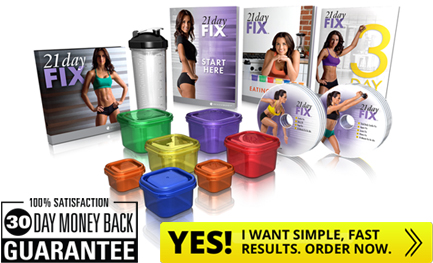 Order Your 21 Day Fix Workout!