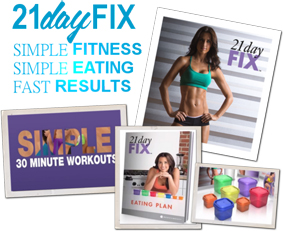 21 Day Fix: Easy to follow. Real Results.
