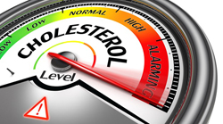 get rid of high cholesterol