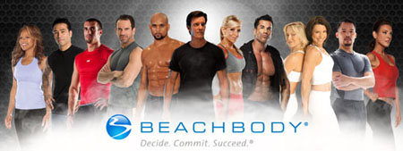 Beachbody Personal Trainers.
