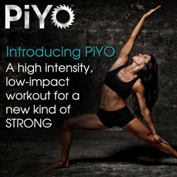 PiYo Workout Results ( LOW IMPACT, EXTREME RESULTS)