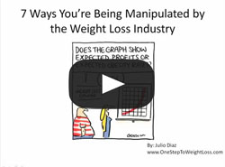 7 Manipulative Tricks in the Weight Loss Industry