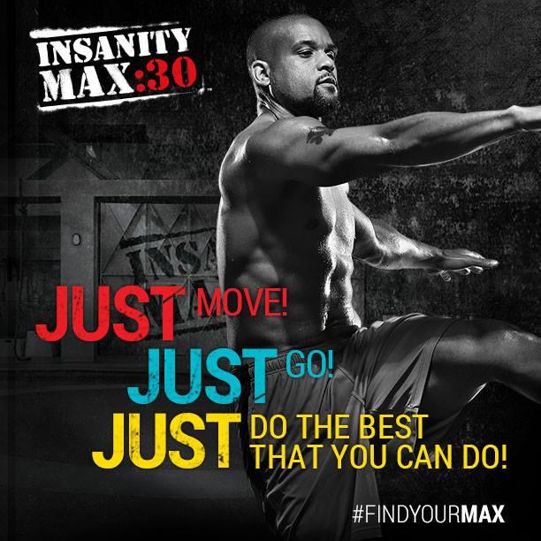 Insanity MAX 30 Motivation!