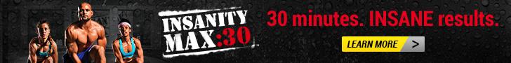 Order Insanity MAX 30!