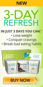 Order the 3 Day Refresh!