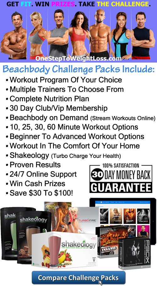 Compare Challenge Packs Here!