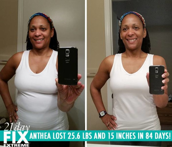 Anthea Now Loves Her Body & Found It Easy & Fun To Do! She Lost 25.6 LBS
