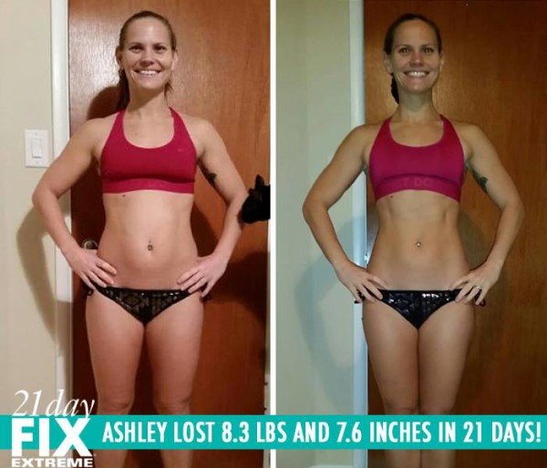 Difference Between 21 Day Fix And 21 Day Fix Extreme