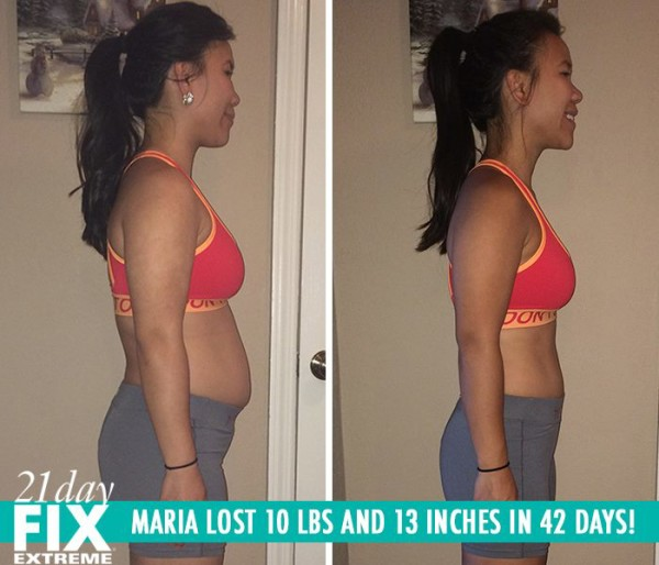 Maria Now Feels Better in ALL Her Clothes & Has Gained Confidence! She Lost 10 LBS