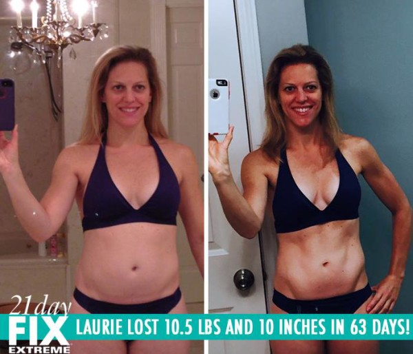 Laurie Got Definition & Confidence! She Lost 10.5 LBS