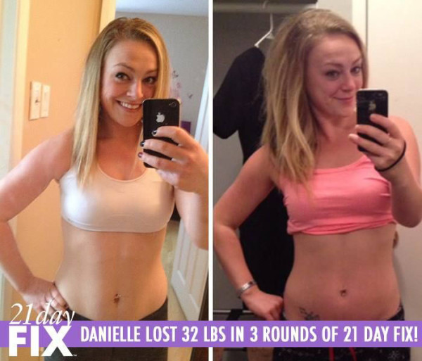 Danielle Has More Confidence, Incredible Energy, & Lost 32 LBS