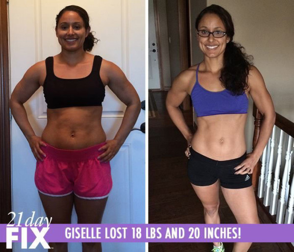 Giselle Got the Body She Desired! She Lost 18 LBS.