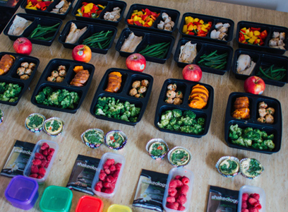 Organize your 21 Day Fix Meals with ChefLand Containers