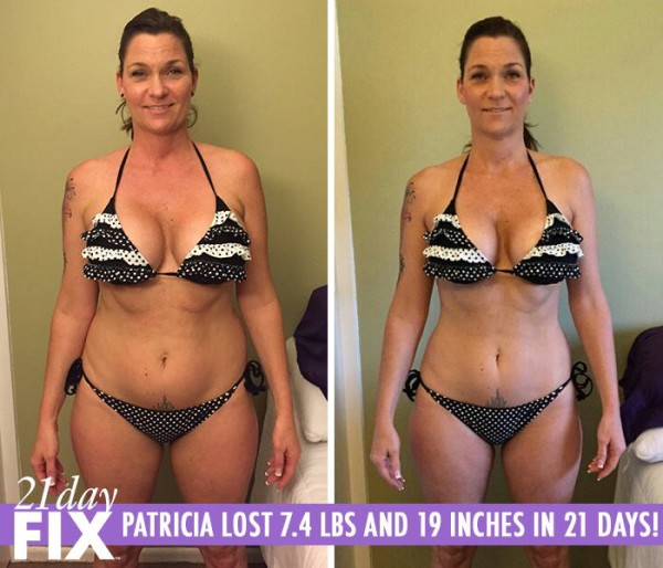 Patricia Loves the Person She Sees in the Mirror! She Lost 7.4 LBS