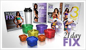 Complete 21 Day Fix workout program for fast weight loss results!