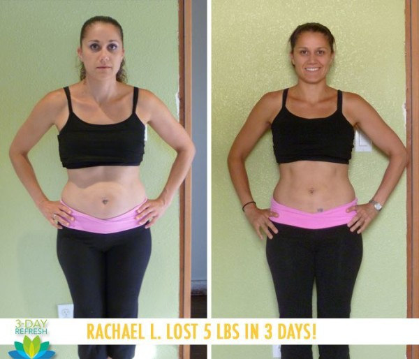 Rachael Got Rid of Junk & Jump Started Her Metabolism!