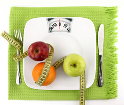 When losing weight, make sure to figure out how many calories you need to eat for weight loss first.