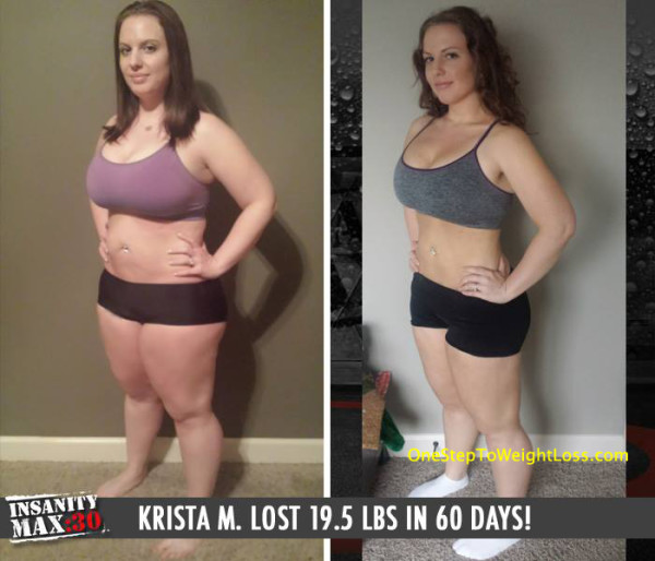 Krista Says MAX 30 Is More Intense Than Hour Long Workouts!