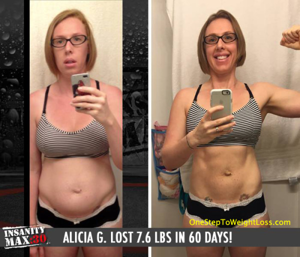 Alicia Can See Her Abs After Having A Baby!