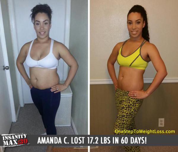 Amanda Got REAL LIFE Results!
