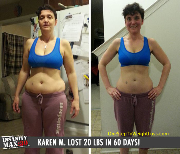 Karen Gained Confidence With MAX 30!