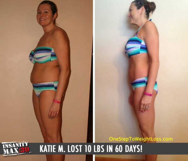 Katie Saw Drastic MAX 30 Results!