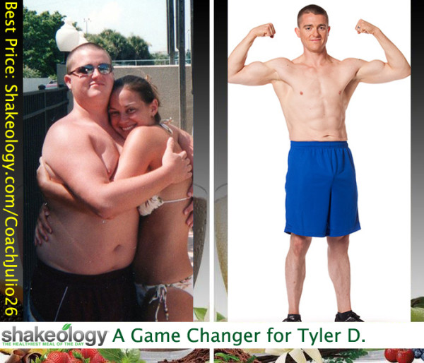 Shakeology Was The Game Changer!