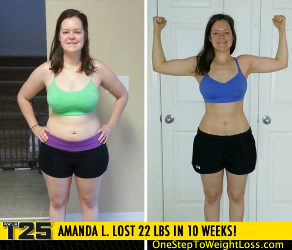 Amanda Is Now In The Best Shape Of Her Life!