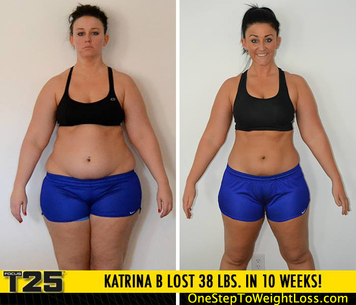 Focus T25 Results & Reviews: REAL WEIGHT LOSS?