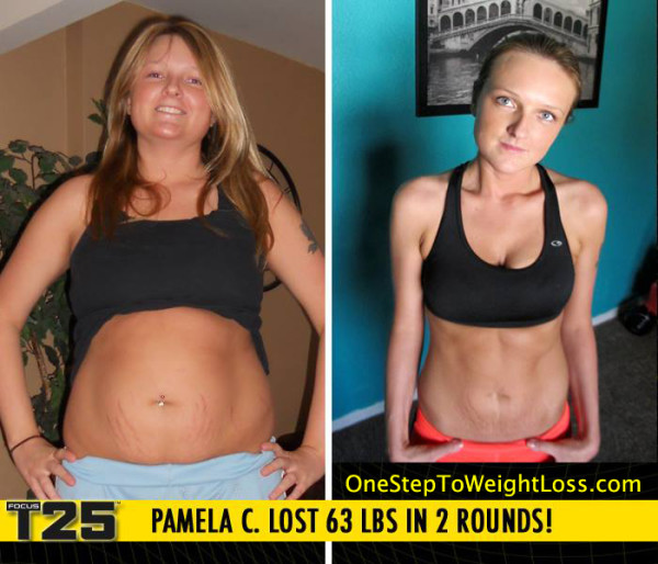 Pamela Lost More Weight Than She Thought Possible!