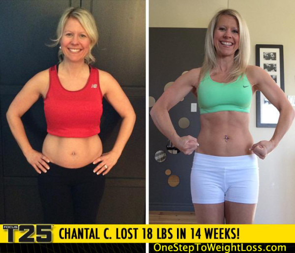 Chantal Calls T25 The Best Program She's Ever Done!