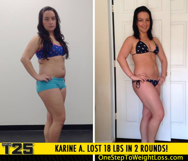 Karine Has Gotten Some Incredible Results!