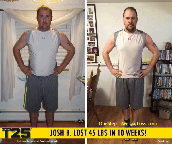 Josh Hates Gyms and Loves Focus T25!