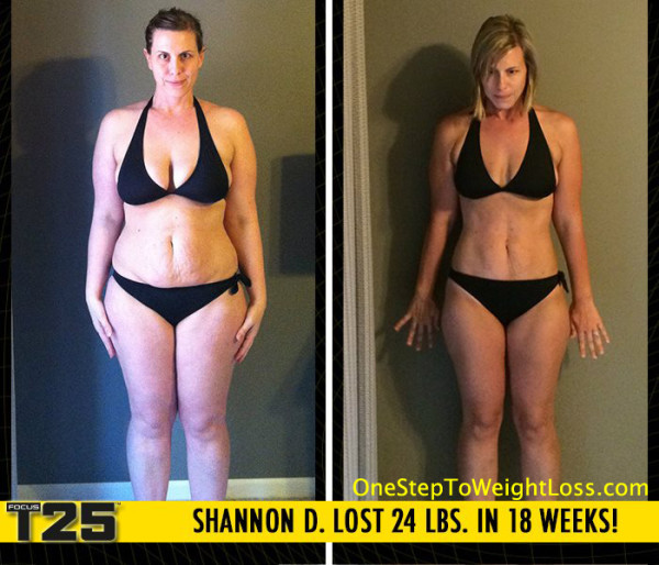 Shannon Loved How Qucikly She Saw Results!