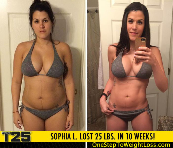 Sophia Never Thought She Would Get The Results She Did!